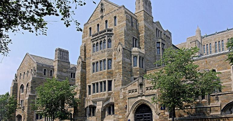 What Would Yale Do If It Was Taxable?