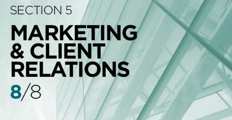 Part 8: Marketing Methods of Advisors
