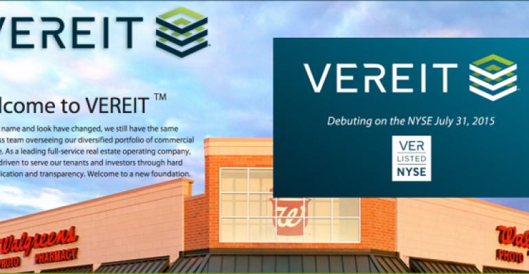 American Realty Capital Properties Rebrands to VEREIT