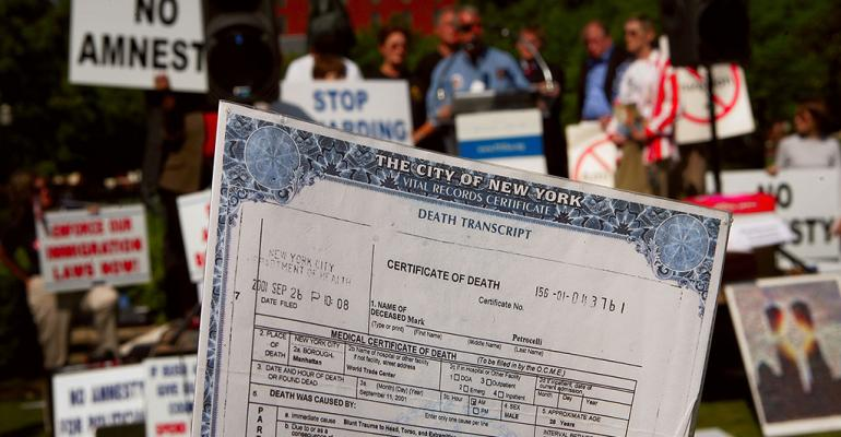 How to Get a Date of Death Basis on a Surviving Spouse's Death