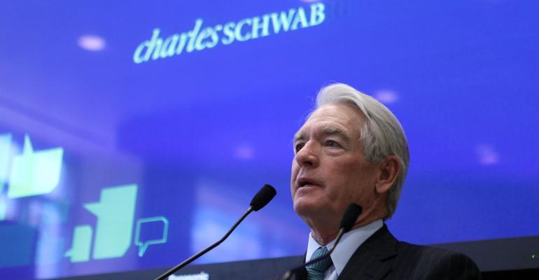 FINRA Fines Schwab $2 Million for Capital Deficiencies