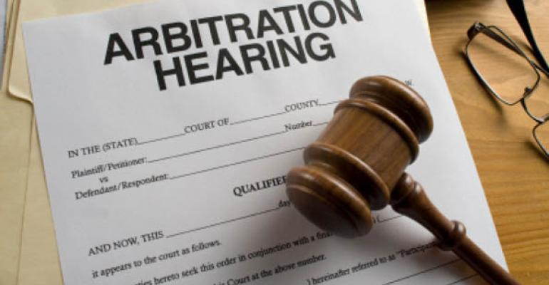 The Tax Implications of Arbitration