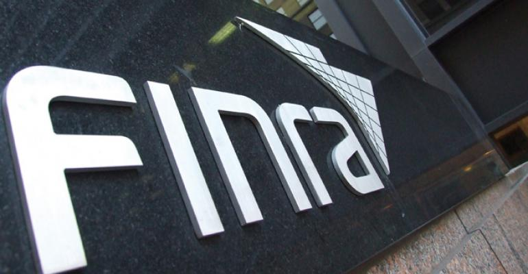 FINRA Fines Down in First Half of 2015