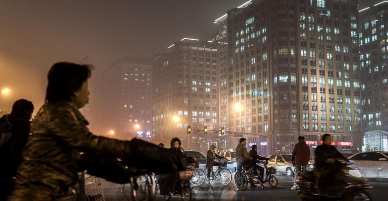 Radiation from China