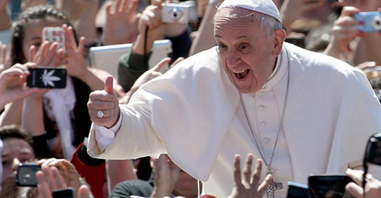 Pope vs. Wall Street?