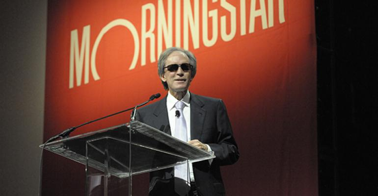 Bill Gross39 outlandish performance at the Morningstar Conference was seen as one of the last straws before his forced departure from PIMCO