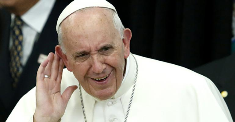 Poor Earnings? Blame the Pope