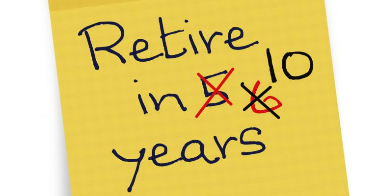 Latest College Grads Won't Retire Until 75
