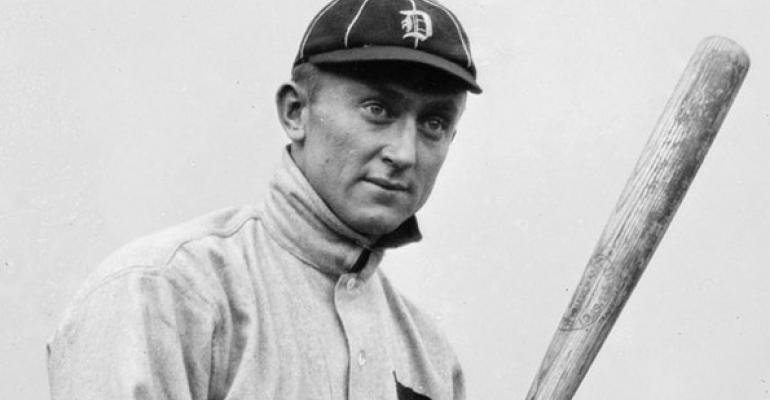 Ty Cobb: An Unlikely Philanthropist