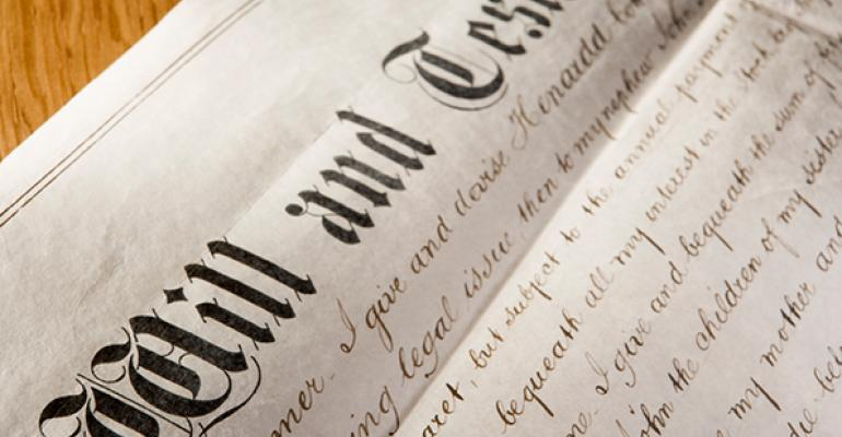 Four Novel Ways to Revoke a Will