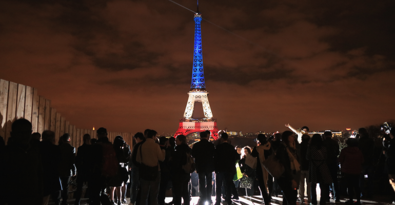 Navigating Financial Markets Following Paris Tragedy
