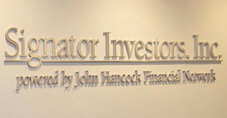 Signator Doubles Advisor Force with Purchase of Transamerica Unit