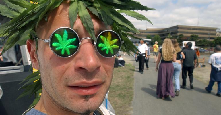Merrill Lynch Is High On Marijuana