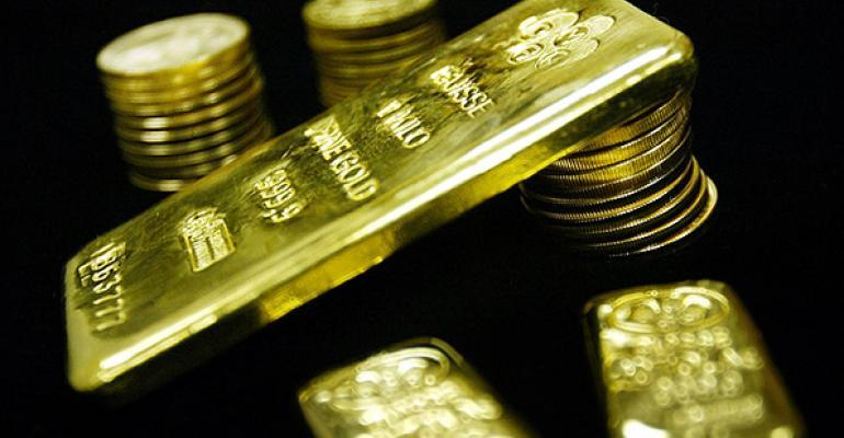 Gold is Still Tumbling