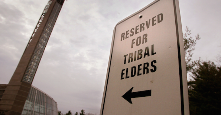 Same-Sex Marriage Not Legal On Tribal Land