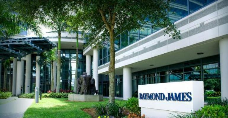 Raymond James Earnings Decline 17 Percent on Market Slump
