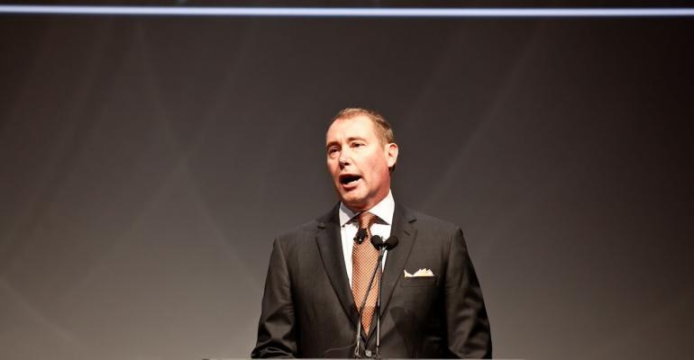 Jeffrey Gundlach founder of DoubleLine Capital