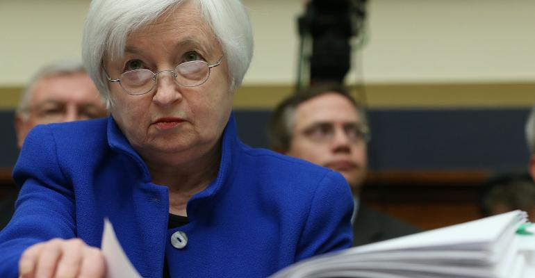 Fed's Yellen Sticks to her Guns as Global Market Rout Worsens