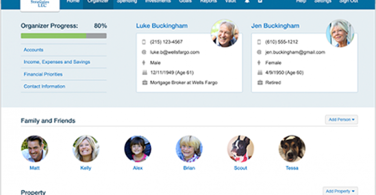 eMoney Unbundles Client Portal, Financial Planning Tools