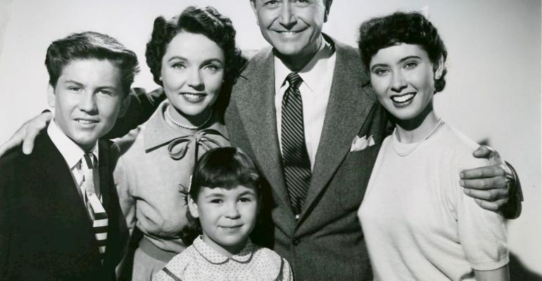 Robert Young who played the father in the 1950s60s TV show ldquoFather Knows Bestrdquo based his character off of his own insurance agent