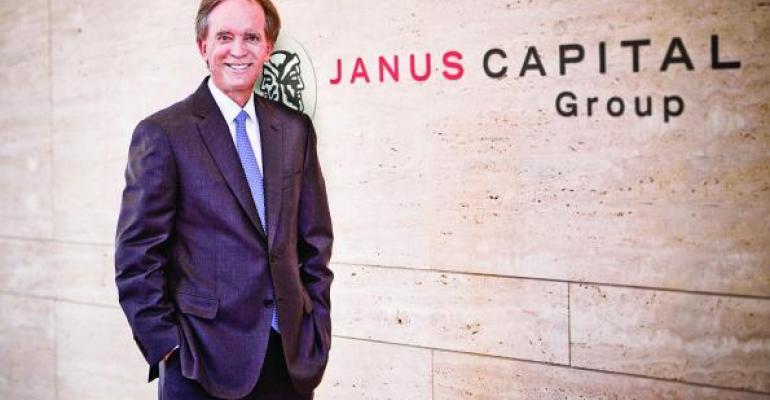 Investors Pull $1.57 Million from Bill Gross's Janus Fund in Feb: Morningstar