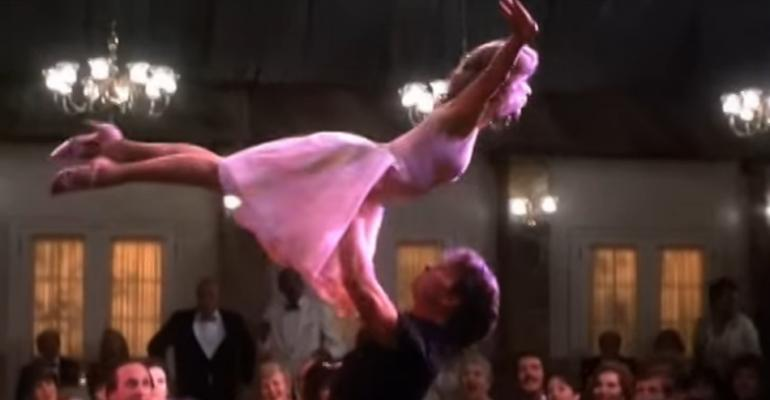 TD Ameritrade's Dirty Dancing Ad Lives On