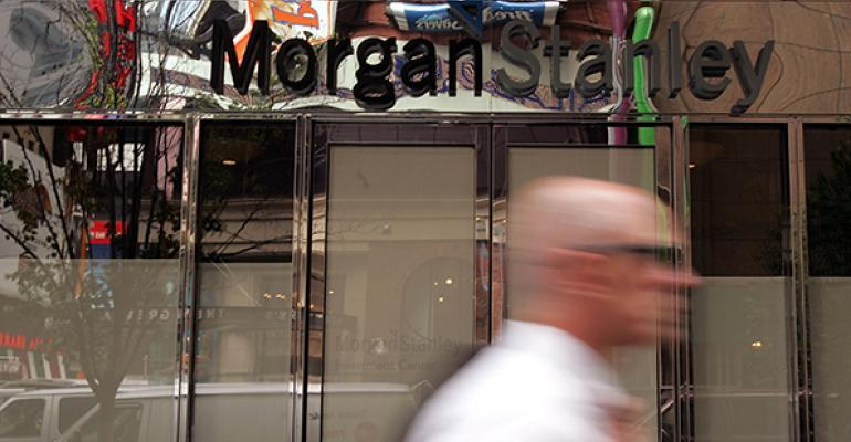 Morgan Stanley Bond Traders Said to Defect as Fixed-Income Slows