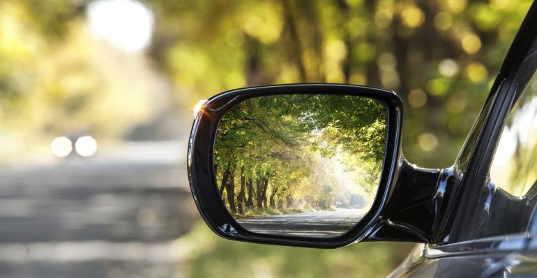 Objects in the Mirror Are Closer Than They Appear… Or Are They?