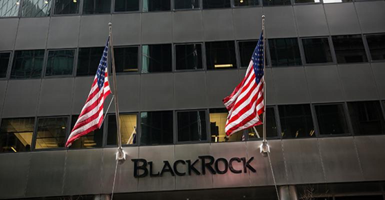 BlackRock Profit Falls 20 Percent as Market Volatility Curbs Fees