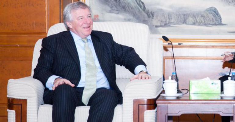 Aberdeen CEO Martin Gilbert