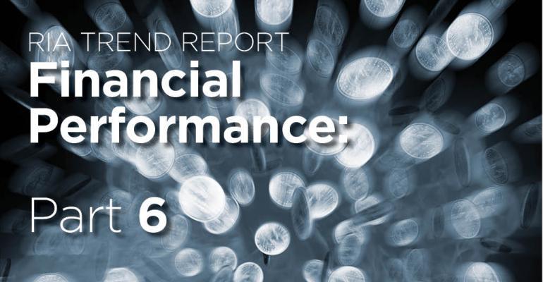 RIA Trend Report 2016: Advisor Compensation