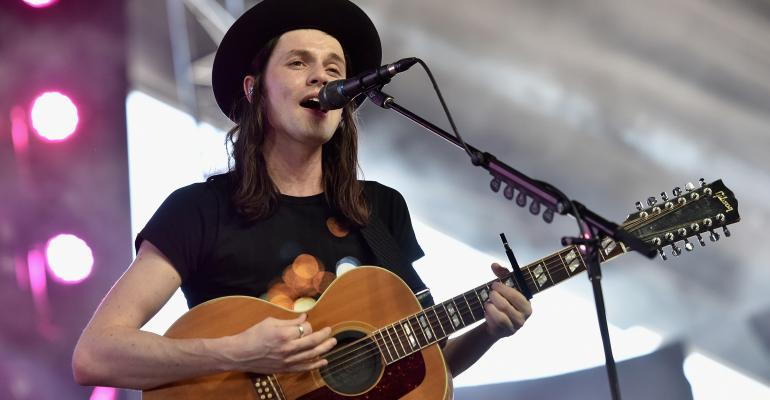 James Bay 25 was nominated for three Grammy Awards in 2016 including Best New Artist