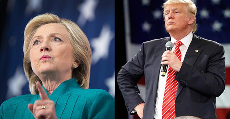 Hillary Clinton tends to tilt conservative when investing her familyrsquos wealth while Donald Trump is a bigger risk taker
