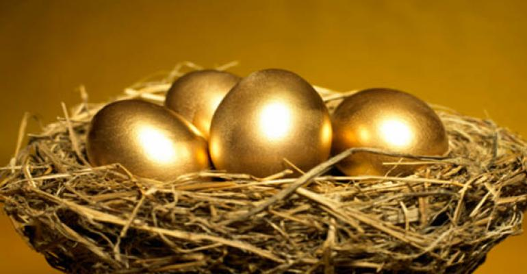 Capital Gains From Retirement Accounts