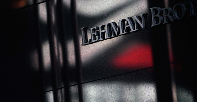 Super Rich Were First to Bail When Lehman Collapse Ripped Stocks