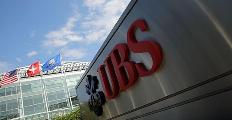 UBS First-Quarter Profit Drops 64%, Missing Analysts' Estimates