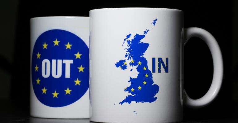 Brexit mugs