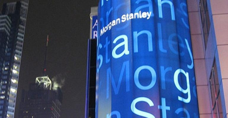Morgan Stanley Wants 'More Wallet from Clients'