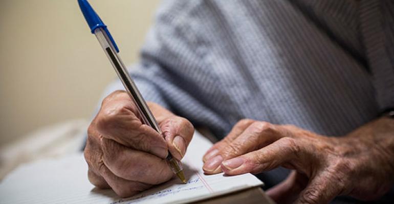 nursing home signing