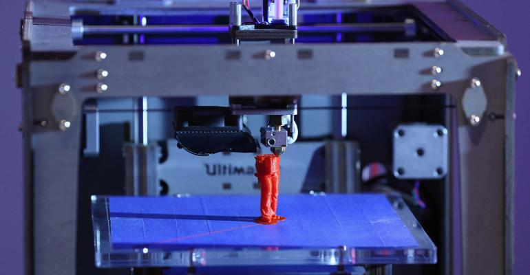 ARK Launches First 3D Printing ETF