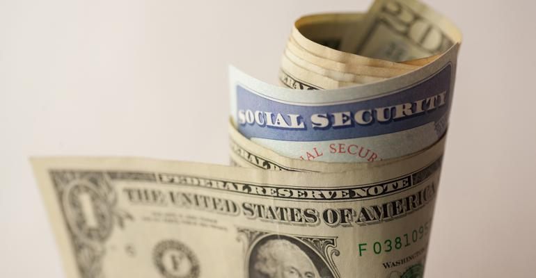 The Wealthy Rely on Social Security Benefits Too