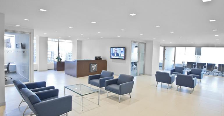 Visium39s New York offices