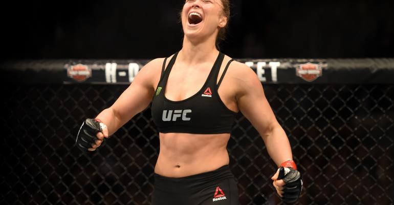 Rhonda Rousey UFC