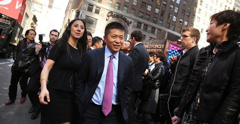 Charles Chao CEO Sina Corp