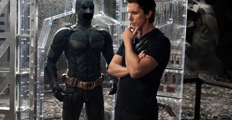 Batman suit Christopher Bale