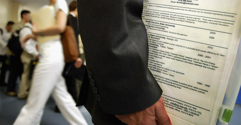 That Scandal on Your Résumé Will Cost You—Even if It Isn't Yours