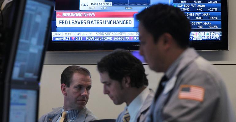 Federal funds rates unchanged
