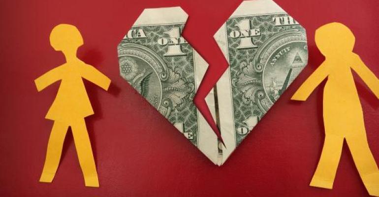 paper couple money heart