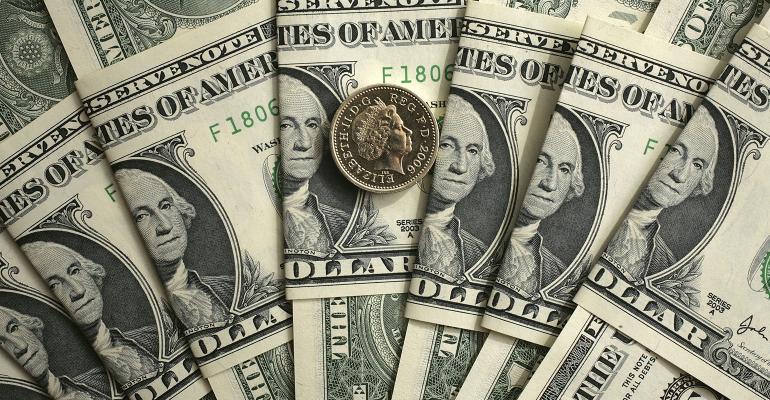british pound dollars