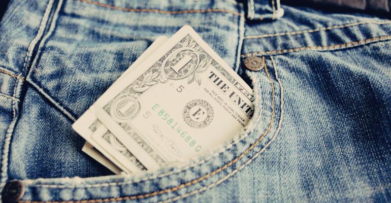 jeans dollar